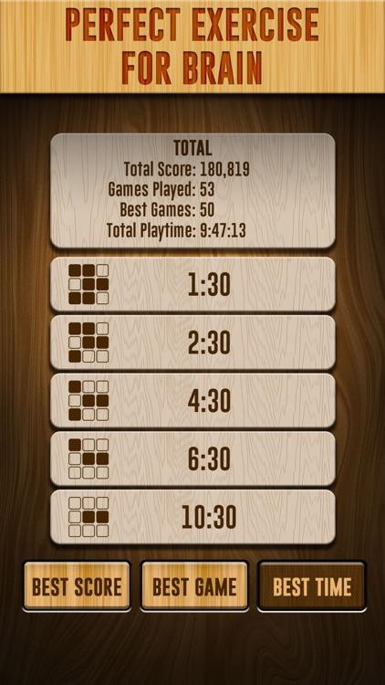 Sudoku Wood Puzzle screenshot-4