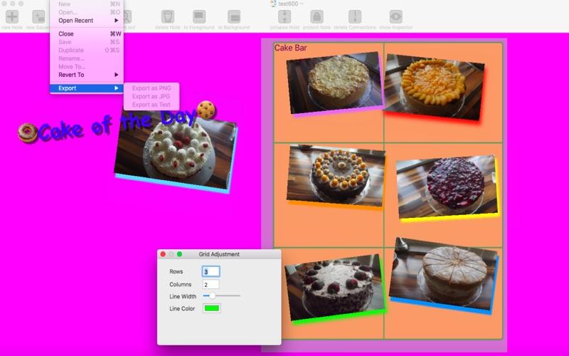 Wohlgemerkt скриншот программы 3