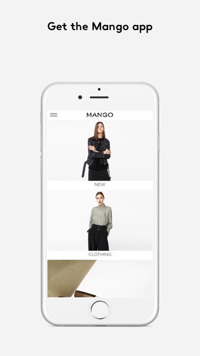 MANGO - мода онлайн Скриншоты3