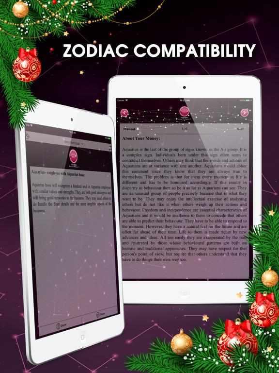 Zodiac Star Signs - Free Horoscope & Astrology screenshot