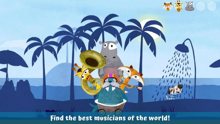 BandDings: A Musical Adventure screenshot-3