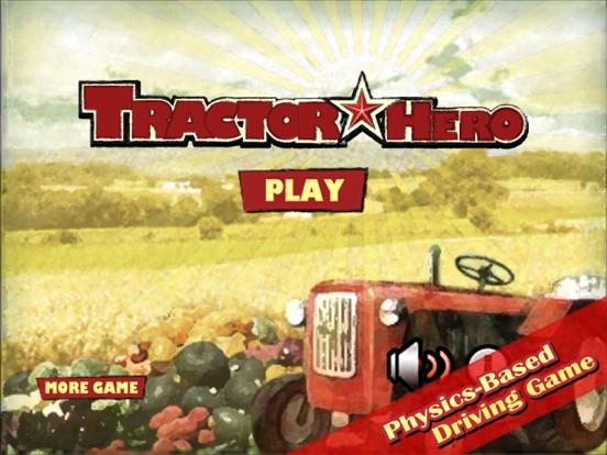 Tractor Hero. на iPad
