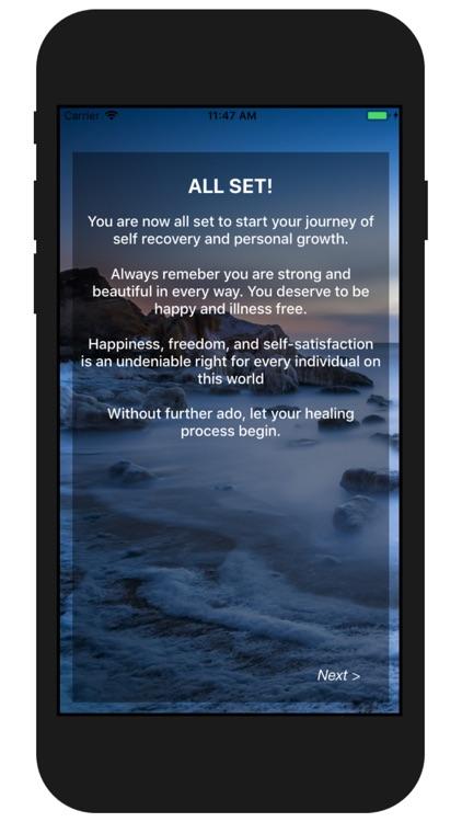 Overcome – Bulimia Management screenshot-4