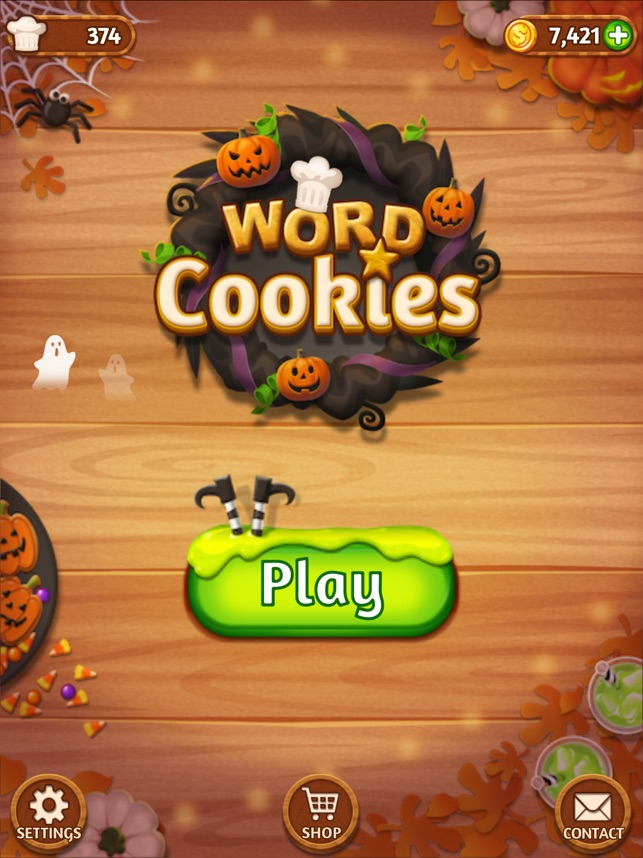 Word Cookies On The App Store