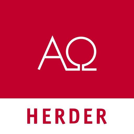 The German Herder Bible App