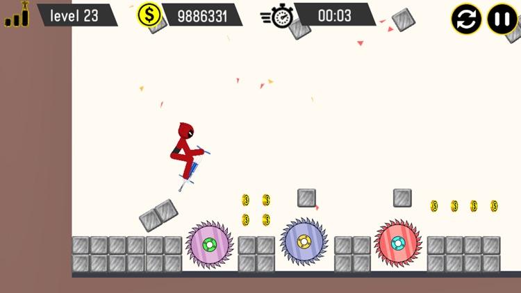 Pogo Stick: Racing Bikes screenshot-9