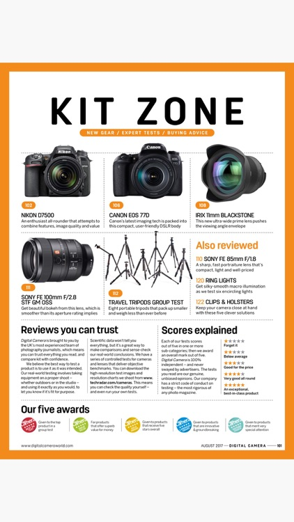 Digital Camera: the UK's No.1 photography magazine screenshot-4