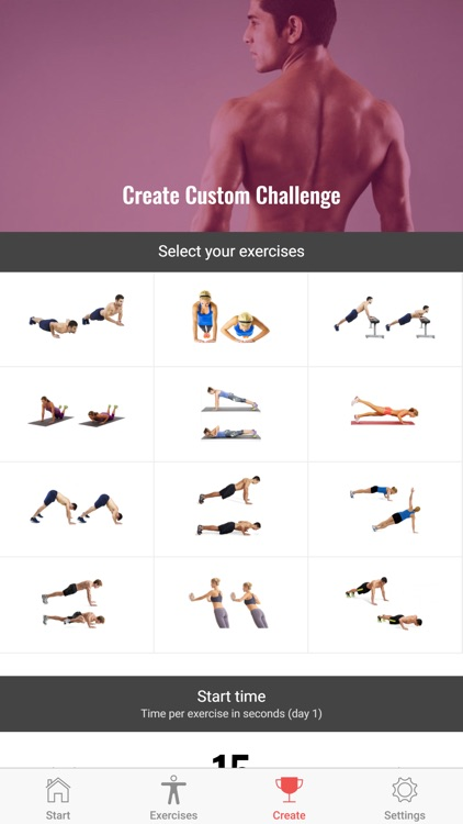 The 30 Day Push Up Challenge screenshot-3