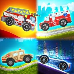 Emergency Car Racing Hero GOLD