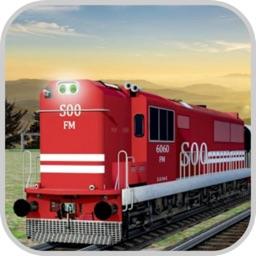 Train Driving: Mountain Touri