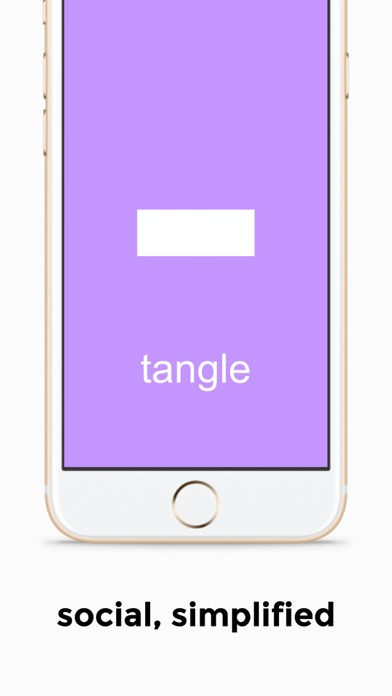 点击获取tangle - social made simple