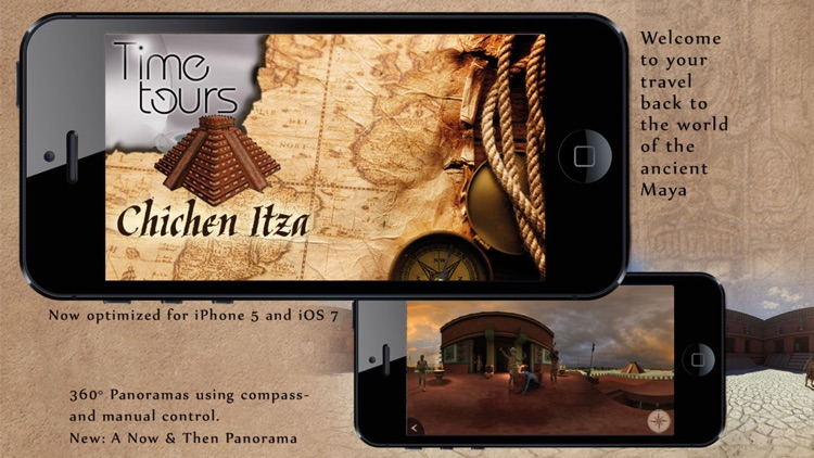 TimeTours: Chichen Itza screenshot-0