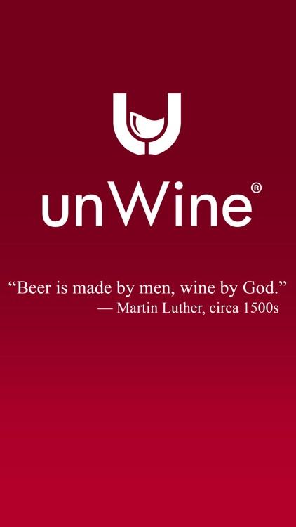 unWine - Social Wine Discovery screenshot-0
