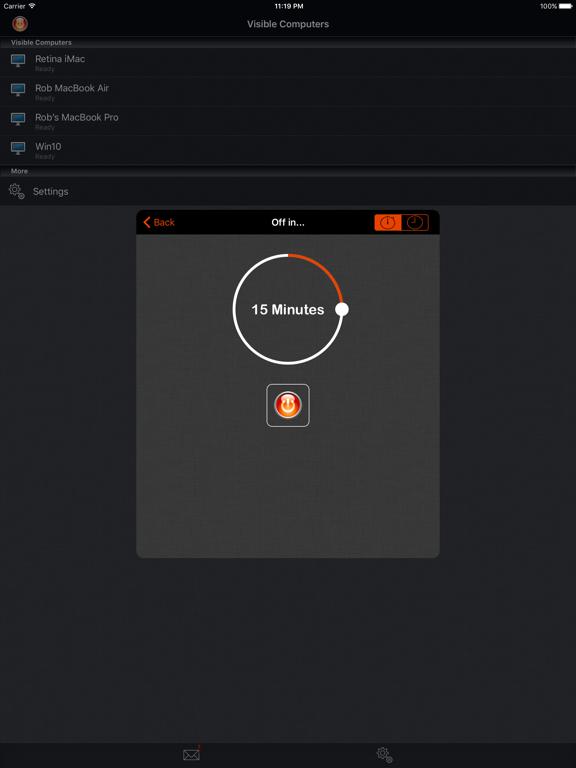 Off Remote screenshot