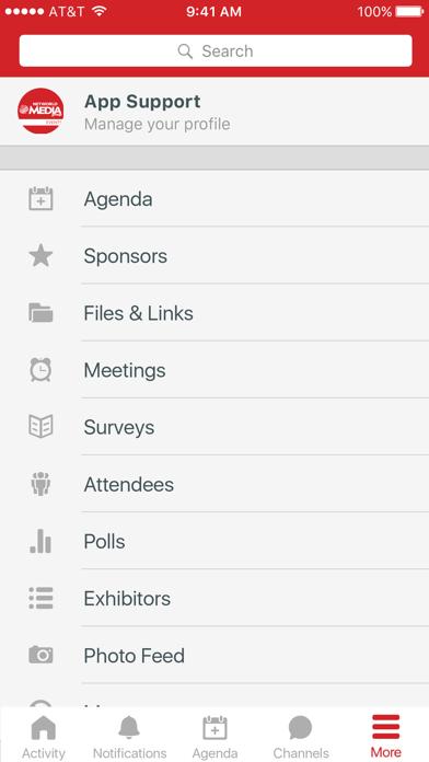 Networld Media Group Events screenshot 2