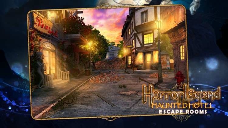 Horror legend - escape Hotel screenshot-1