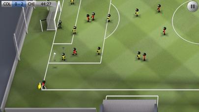 Stickman Soccer Скриншоты3