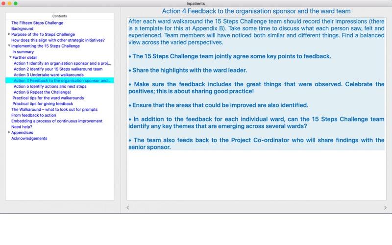 Fifteen Steps скриншот программы 7