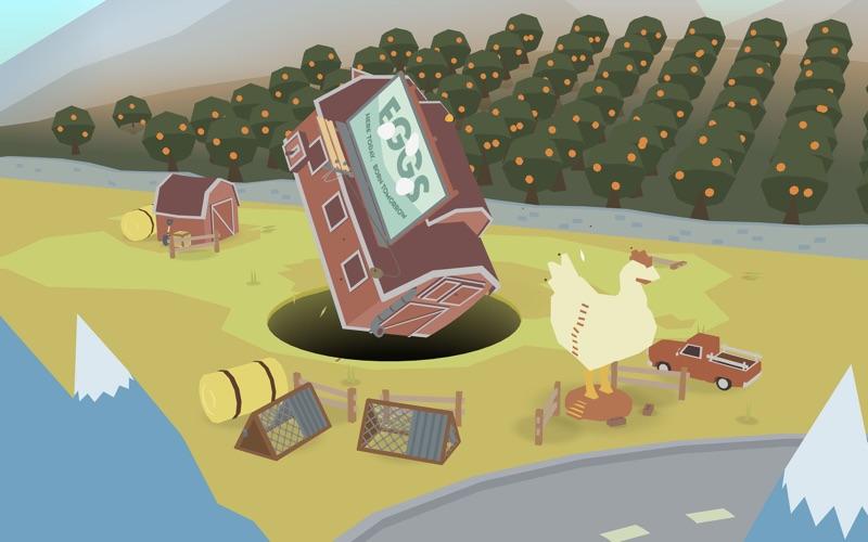 Donut County screenshot 1