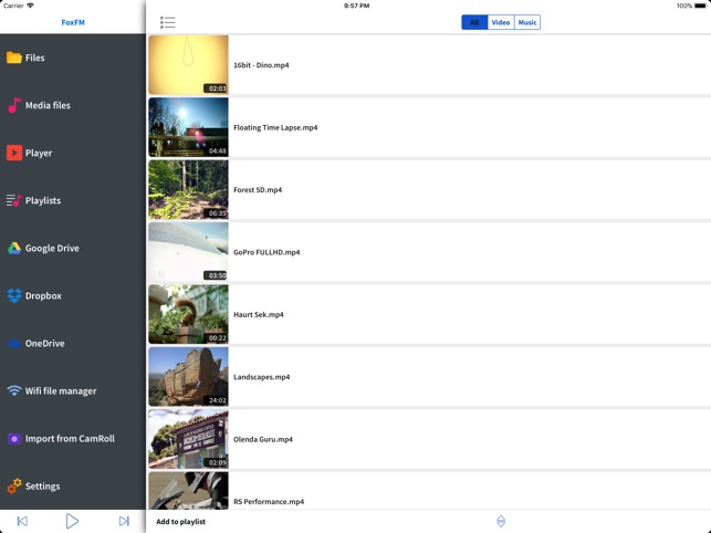 FoxFM - File Manager on the App Store