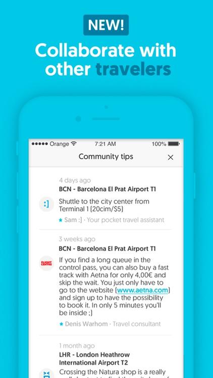 Sam - Trip Planner & Assistant screenshot-7