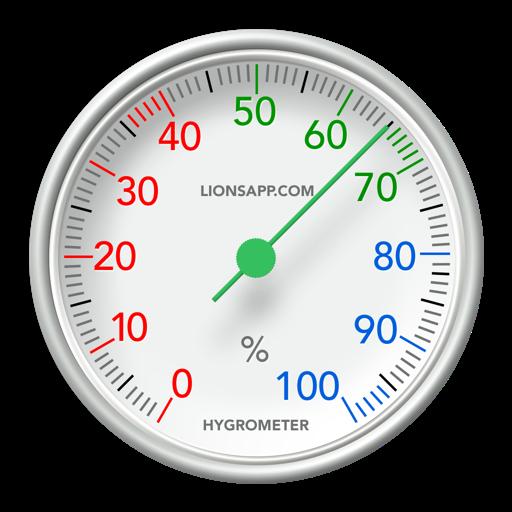 Hygromètre Vérifier l'humidité