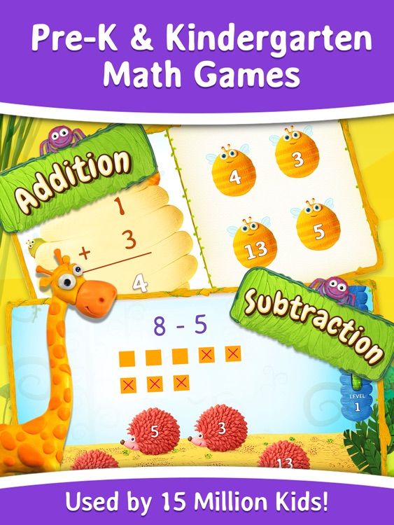 Preschool & Kindergarten Math