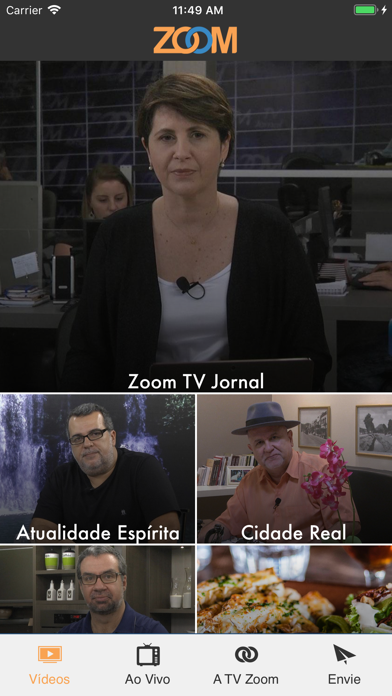 Foto do TV Zoom