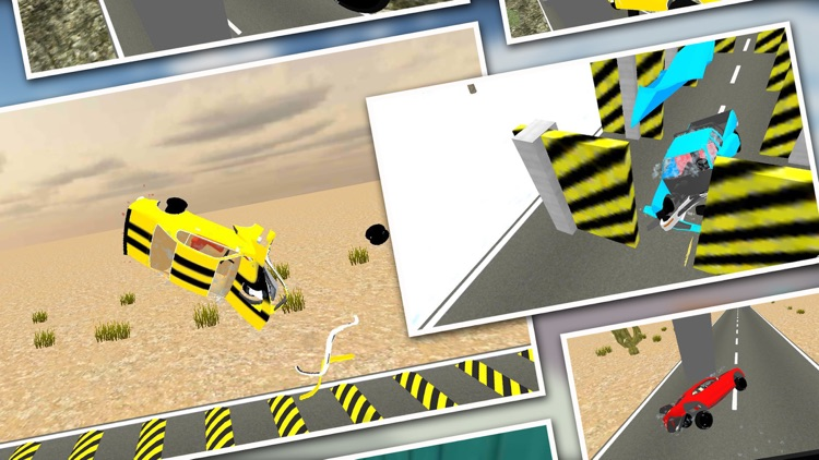 Speed Bump Crash Driver Engine screenshot-6