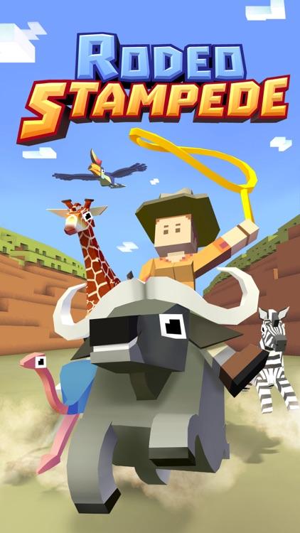 Rodeo Stampede: Sky Zoo Safari screenshot-4