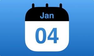 Top Shelf Calendar