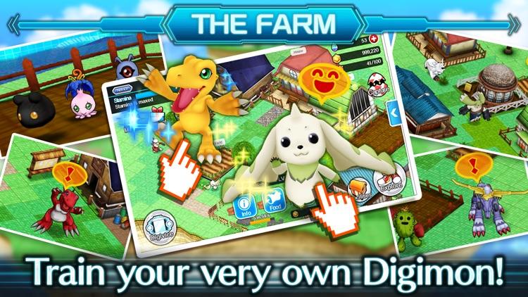 DigimonLinks screenshot-3