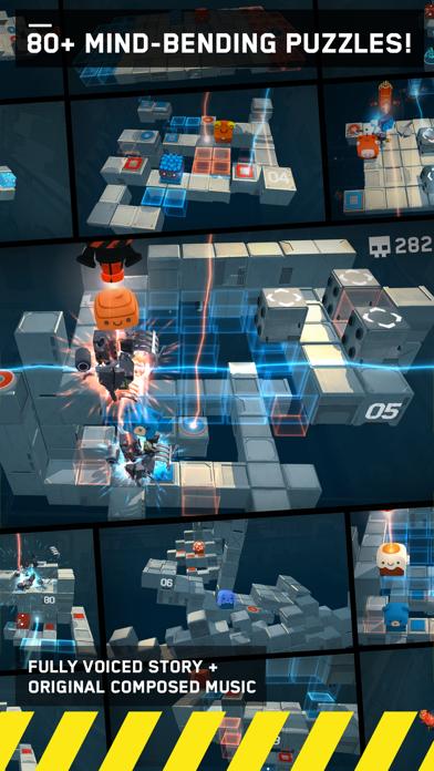 Death Squared (RORORORO) screenshot 2