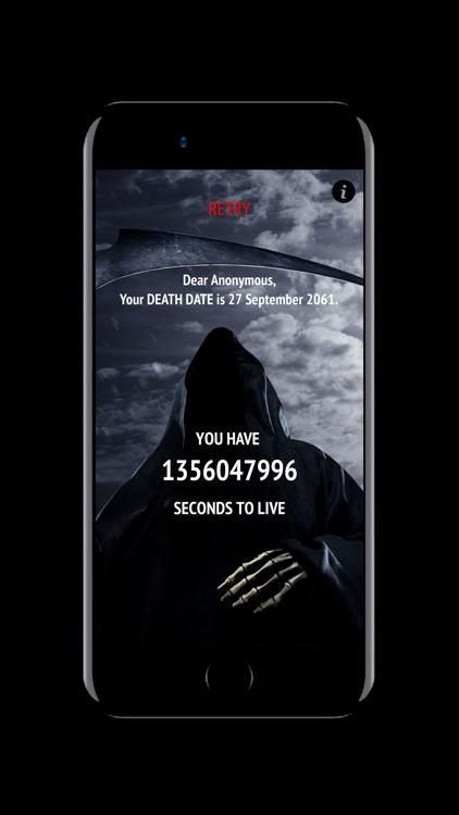 Death Time Calculator PRANK