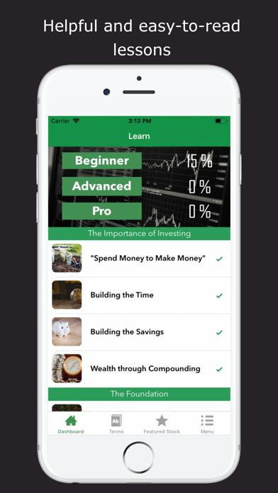 InvestorPrep: Learn To InvestScreenshot of 1