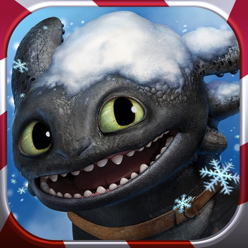 Dragons: Rise of Berk iOS App