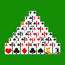 Pyramid Solitaire +!