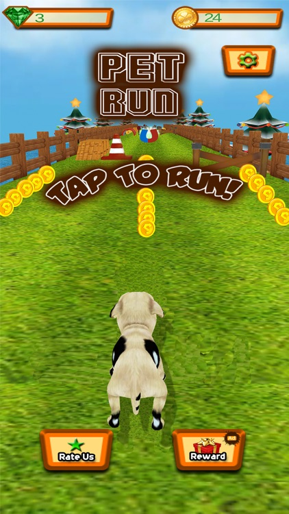 Subway Pet Run screenshot-3