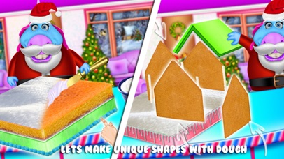 Fat Unicorn's Christmas Cake screenshot 3