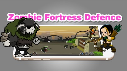 Zombie Fortress Defence screenshot two