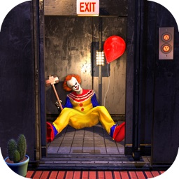 Scary Clown Prank Attack Sim