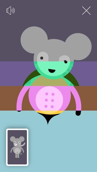 トドラー・ズー - 動物を作る screenshot1