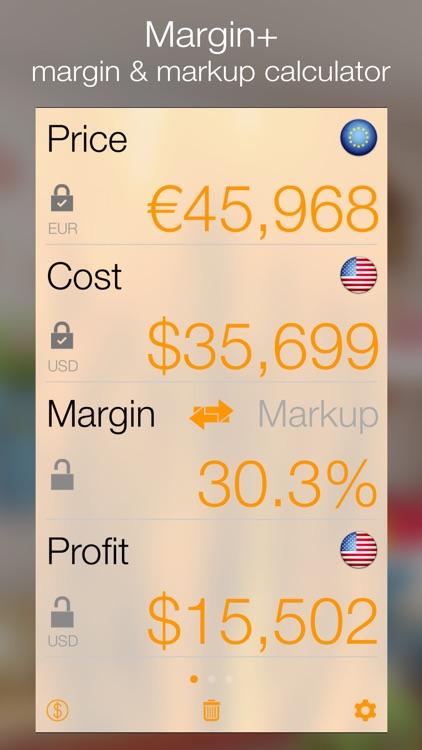 Margin+ (Margin Calculator)