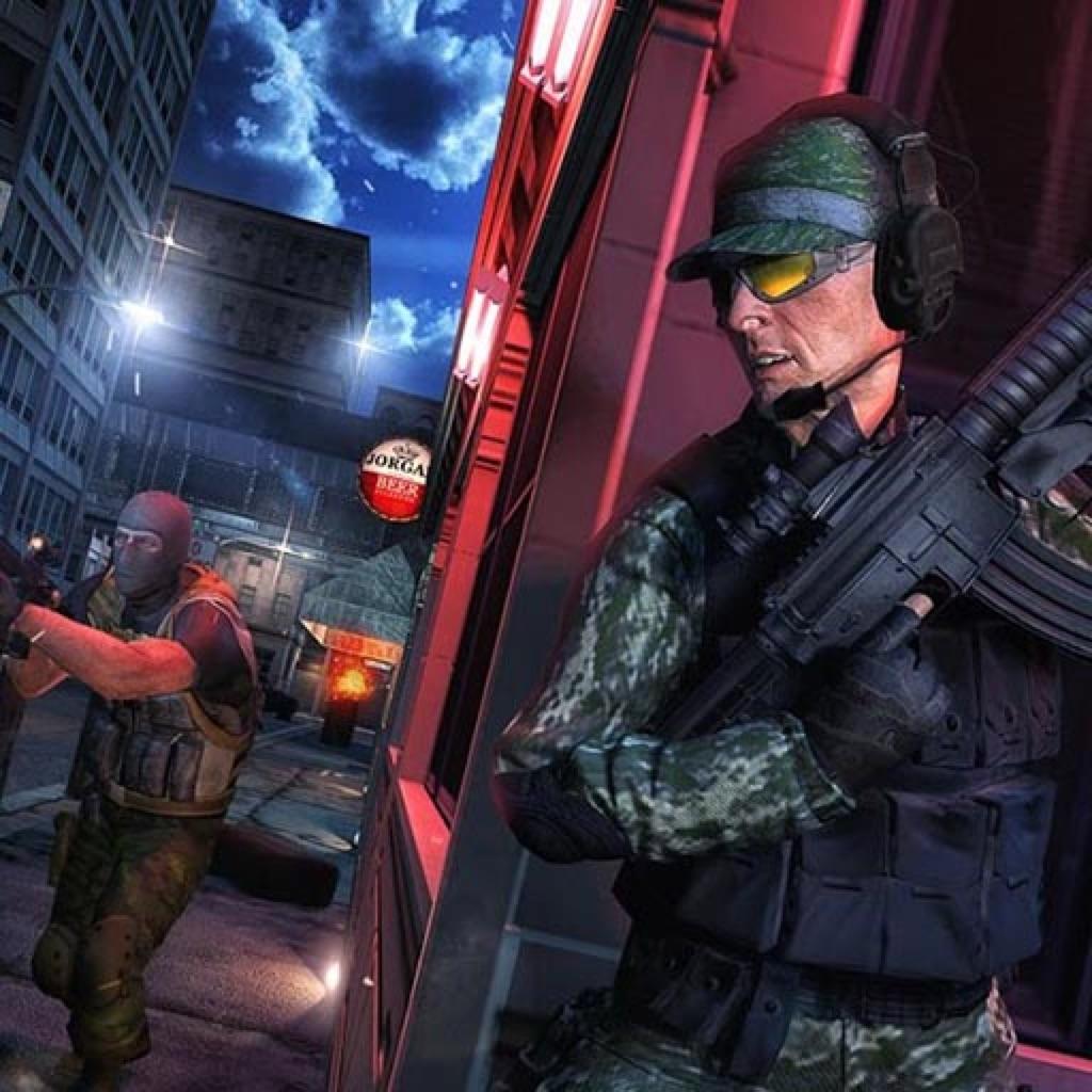 Army Shooter: Terrorist War hack