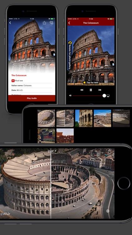 Colosseum & Roman Forum screenshot-4