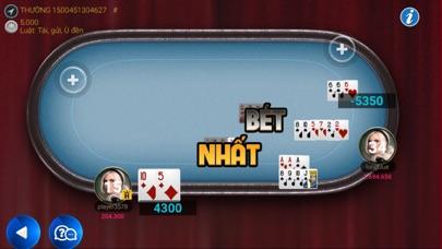 Screenshot for Game bài sâm, phỏm, Tiến lên Miền Nam - Tứ Quý 2 in Viet Nam App Store
