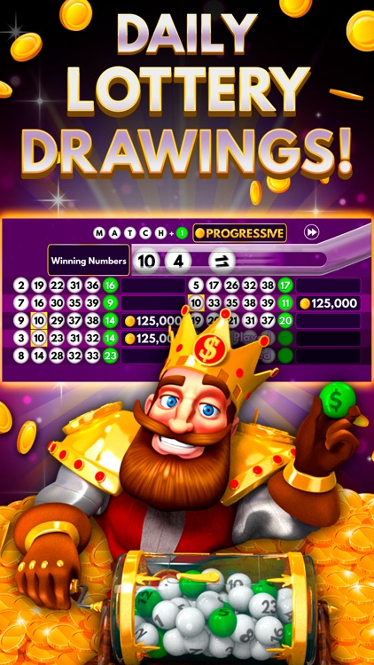 Diamond Sky: Slots & Lottery screenshot-3