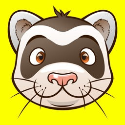 FerretEmoji - Ferret Emoji Keyboard And Stickers