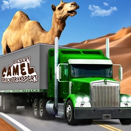 Eid Camel Truck Transport