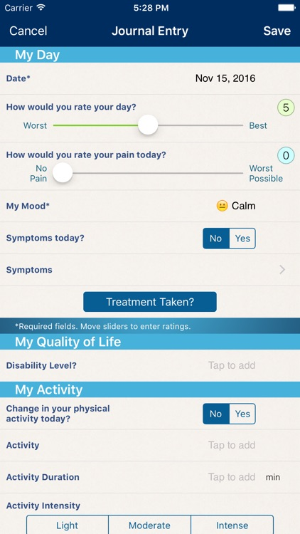 Asthma Manager screenshot-2